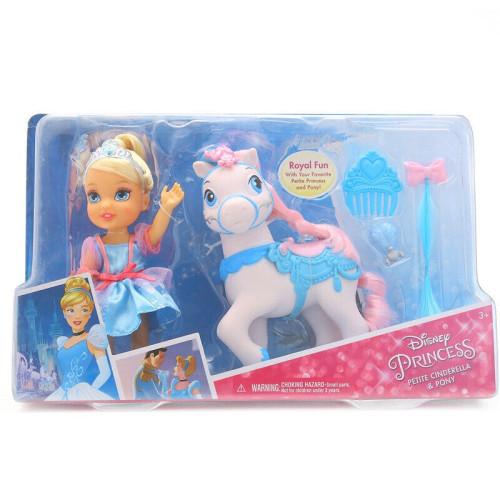 Disney Princess - Petite Cinderella & Pony