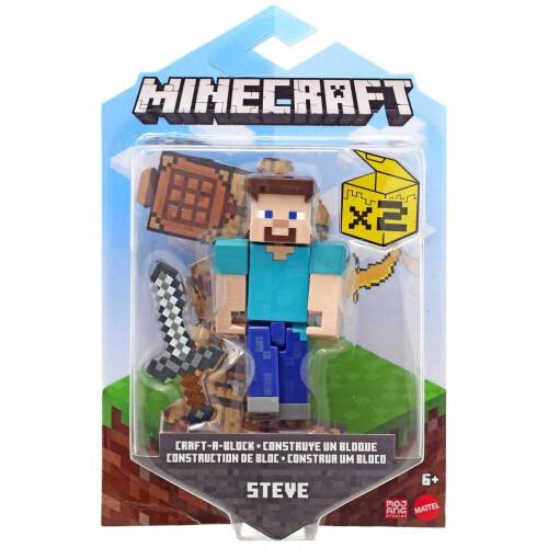 "Minecraft 3.25"" Figures - Steve"