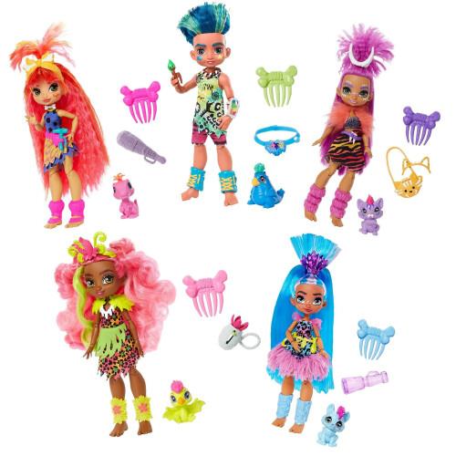 "Cave Club 10"" Dolls - Buy One Get One Free!"