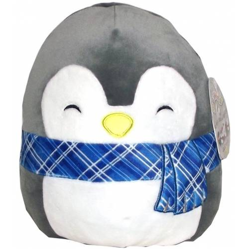 Squishmallows 7.5 Inch Christmas Plush - Luna the Penguin