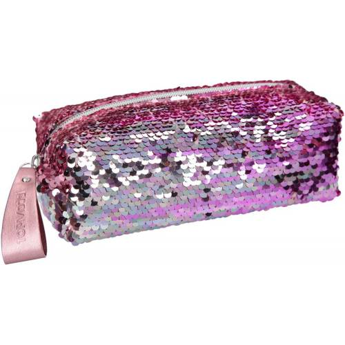 Depesche Top Model Soft Pencil Case, Rose