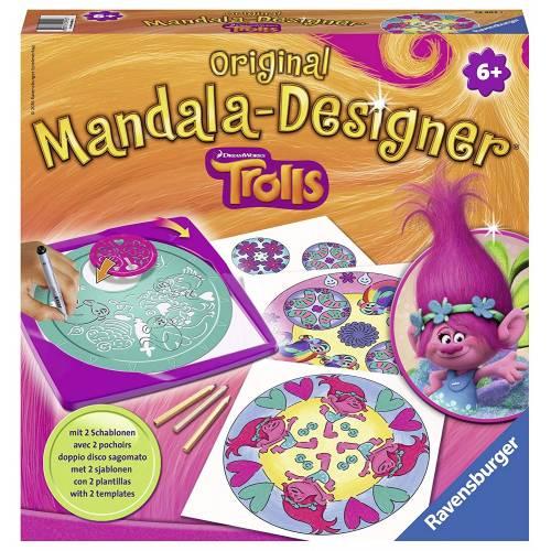 Ravensburger Original Mandala-Designer Trolls
