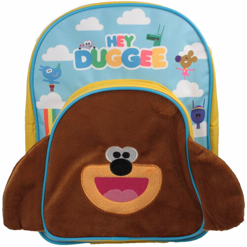 Character Backpack - Hey Duggee Plush