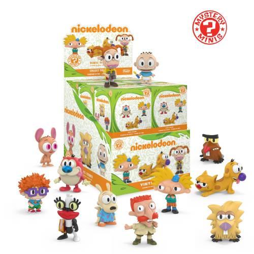 Funko Mystery Minis Blind Box Nickelodeon