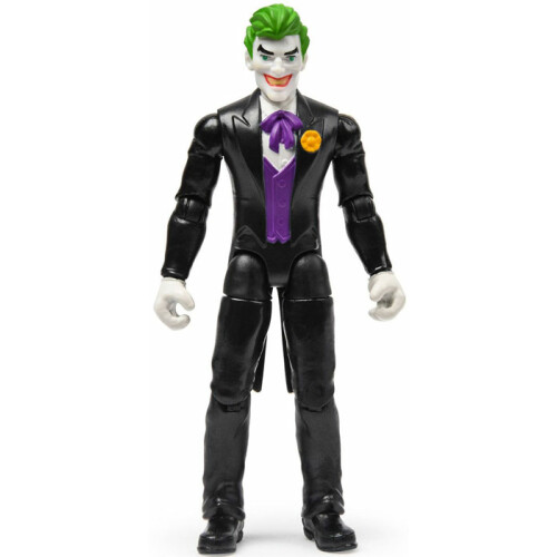 Batman 4 Inch Figure - Black Suit Joker