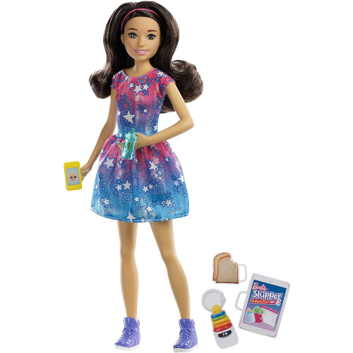 Barbie Skipper Babysitters INC Doll & Accessories (FXG93)