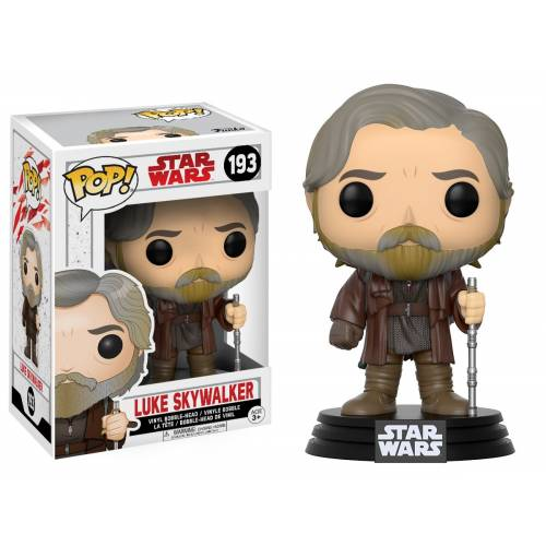 Funko Pop Vinyl Luke Skywalker 193