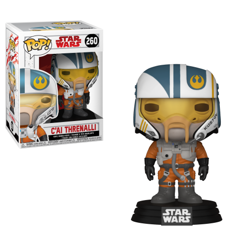 Funko Pop Vinyl C'ai Threnalli 260