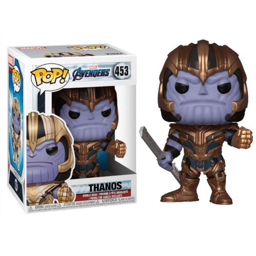 Funko Pop Vinyl - Avengers Endgame - Thanos 453