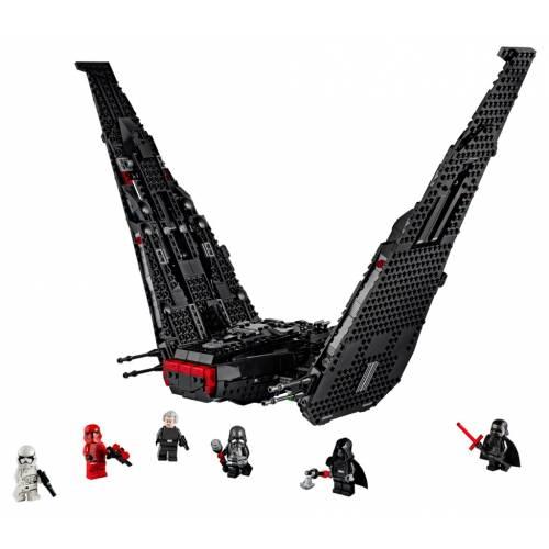 Lego 75256 Star Wars Kylo Ren's Shuttle
