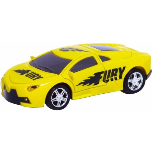 RC Pocket Racers - Yellow Fury