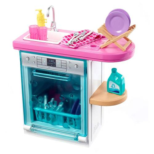 Barbie Accessory Pack - Kitchen Dishwasher