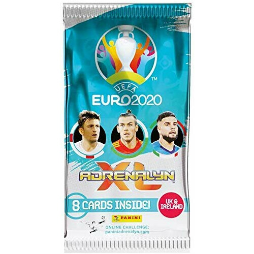 Euro 2020 Adrenalyn XL Cards - Standard Pack