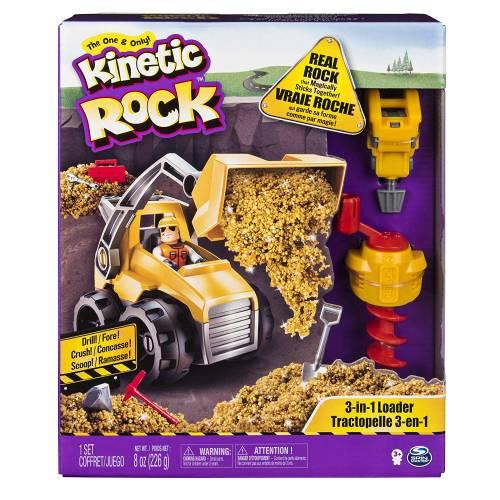 Kinetic Rock 3 in 1 Loader