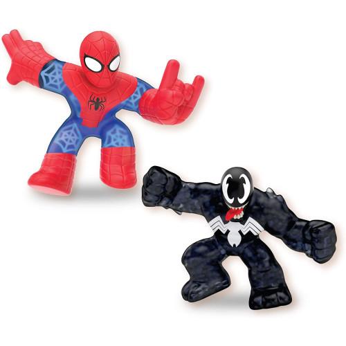 Heroes of Goo Jit Zu - Marvel Versus Pack - Spider-Man and Venom