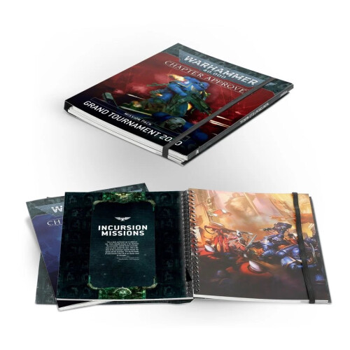 Warhammer 40,000 - Chapter Approved: Grand Tournament 2020 Mission Pack and Munitorum Field Manual