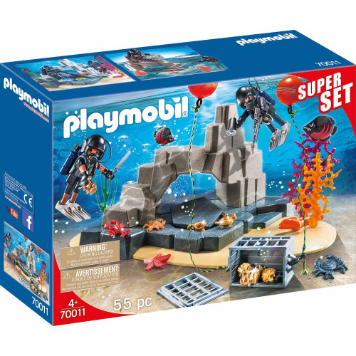 Playmobil 70011 City Action Police Diving Unit