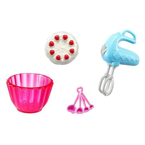 Barbie Mini Kitchen Accessories - Dessert