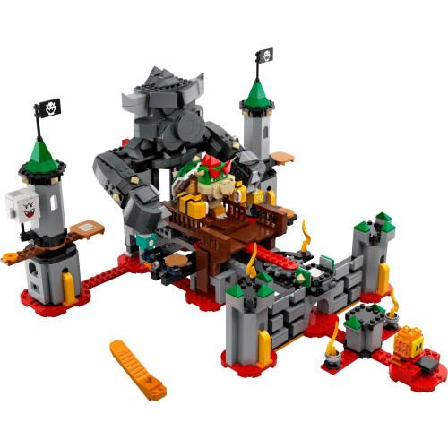 Lego 71369 Super Mario Bowser's Castle Boss Battle Expansion Set