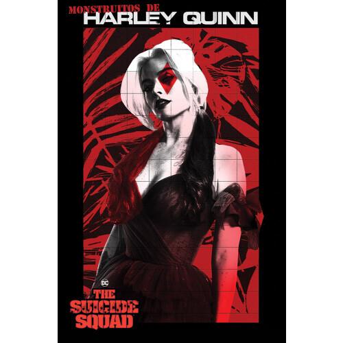 Maxi Posters - The Suicide Squad (Monstruitos De Harley Quinn)