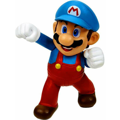 Super Mario 2.5 Inch Figures - Ice Mario