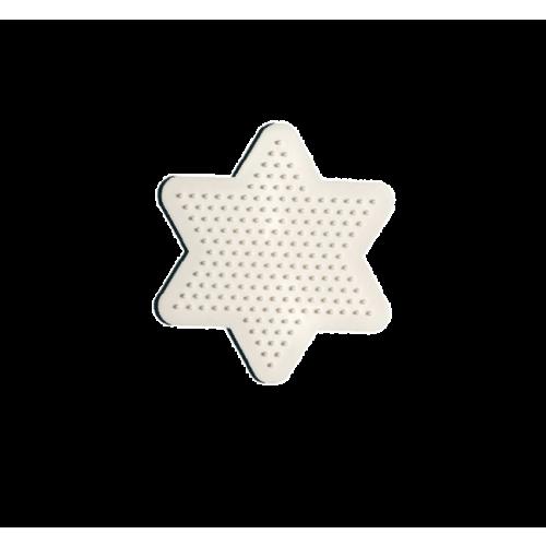 Hama Beads Single Pegboard 270 Small Star