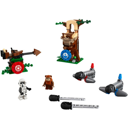 Lego 75238 Star Wars Action Battle Endor Assault