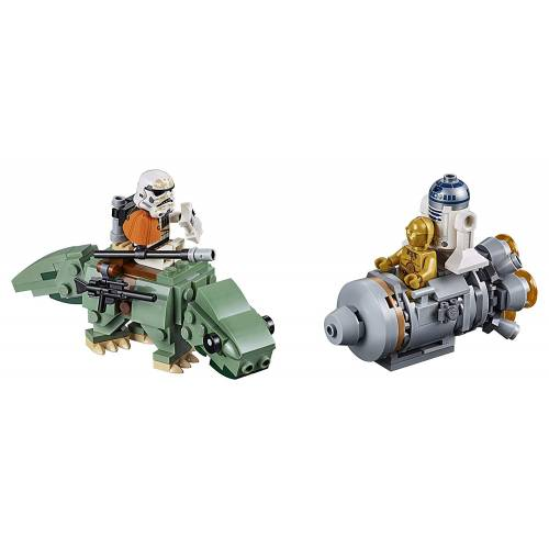 Lego 75228 Star Wars Escape Pod vs. Dewback Microfighters