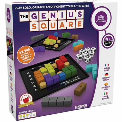 Puzzle Game - The Genius Square