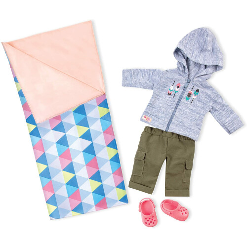 Our Generation Deluxe Outfit Cozy Camper