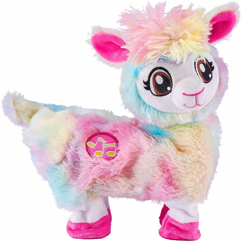 Pets Alive Boppi the Booty Shakin' Llama - Multicoloured