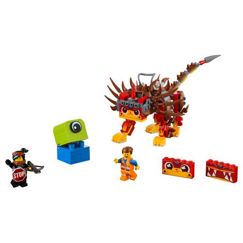 Lego 70827 Lego Movie 2 Ultrakatty & Warrior Lucy!
