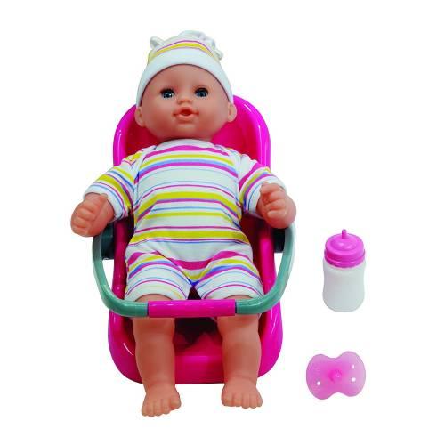 Dolls World Baby Travel Set