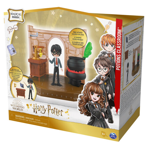 Harry Potter Magical Minis Potions Classroom