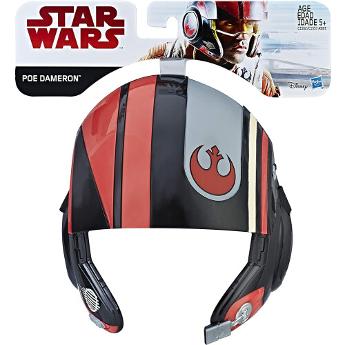 Star Wars Masks - Poe Dameron