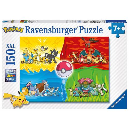 Ravensburger 150 XXL Piece Puzzle Pokemon