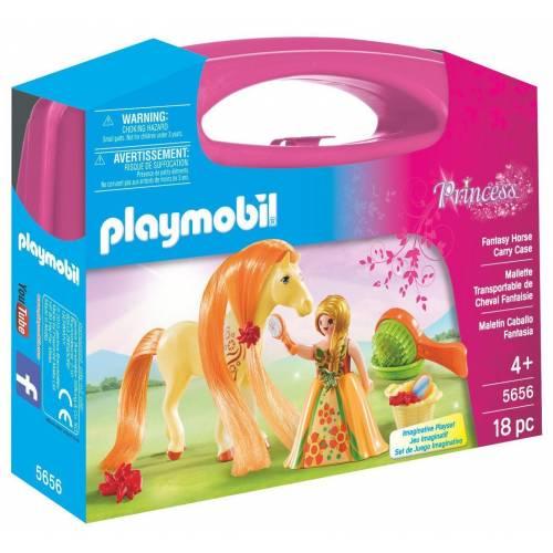 Playmobil Princess 5656 Fantasy Horse Carry Case