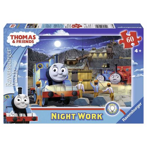 Ravensburger 60pc Puzzle Thomas Night Work