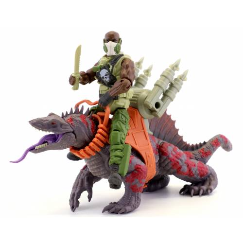 Jurassic Clash! Dino Wrangler Trimetrodon