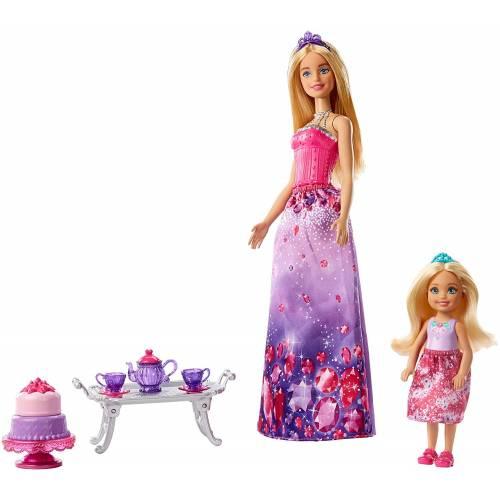 Barbie Dreamtopia Tea Party Playset