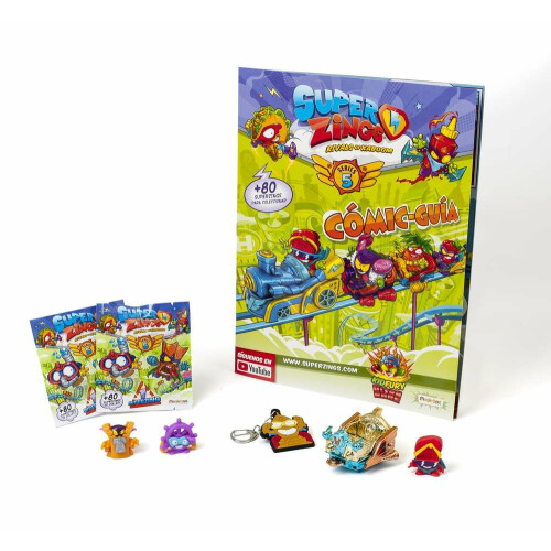 Superzings - Series 5 - Starter Pack