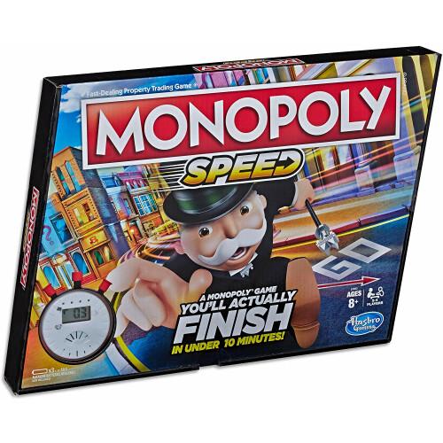 Monopoly Speed