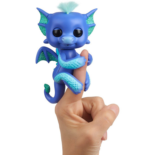 Fingerlings Baby Dragon - Luna