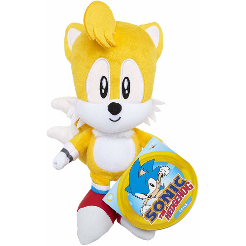 "Sonic The Hedgehog 7"" Plush - Tails"