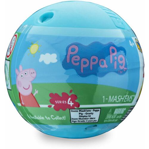 Mash'ems - Peppa Pig