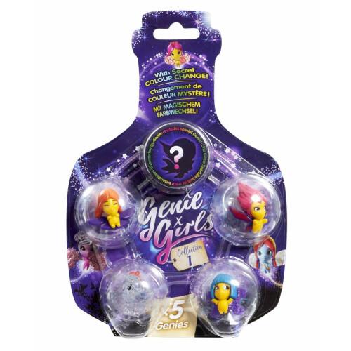 Genie Girls 5 Pack