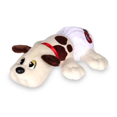 Pound Puppies Newborn - Cream with Brown Spots