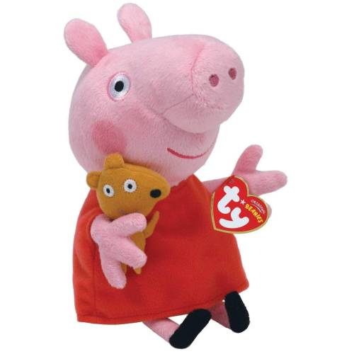 Ty Beanie Babies Peppa Pig