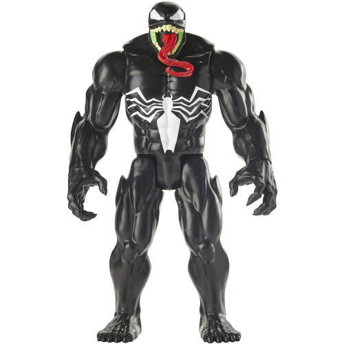 Avengers Titan Hero Series Spider-Man Maximum Venom