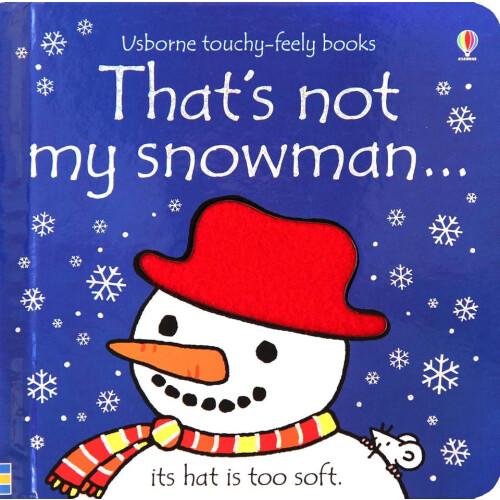 Usborne Books - That's Not My Snowman...